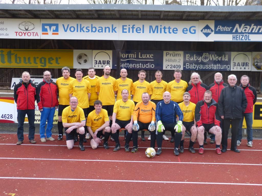 AH Mannschaft 2015