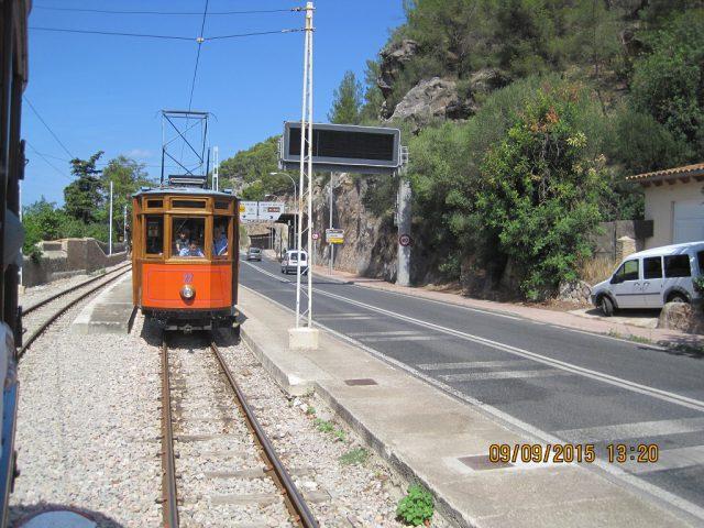 Historische Tram Soller
