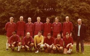 AH Mannschaft 1972