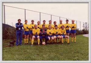 AH Mannschaft 1977