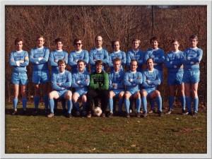 AH Mannschaft 1980