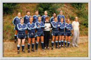 AH Mannschaft 1986