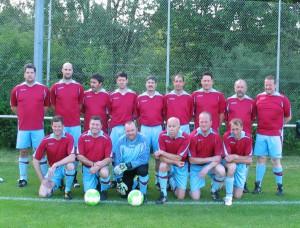 AH Mannschaft 2012